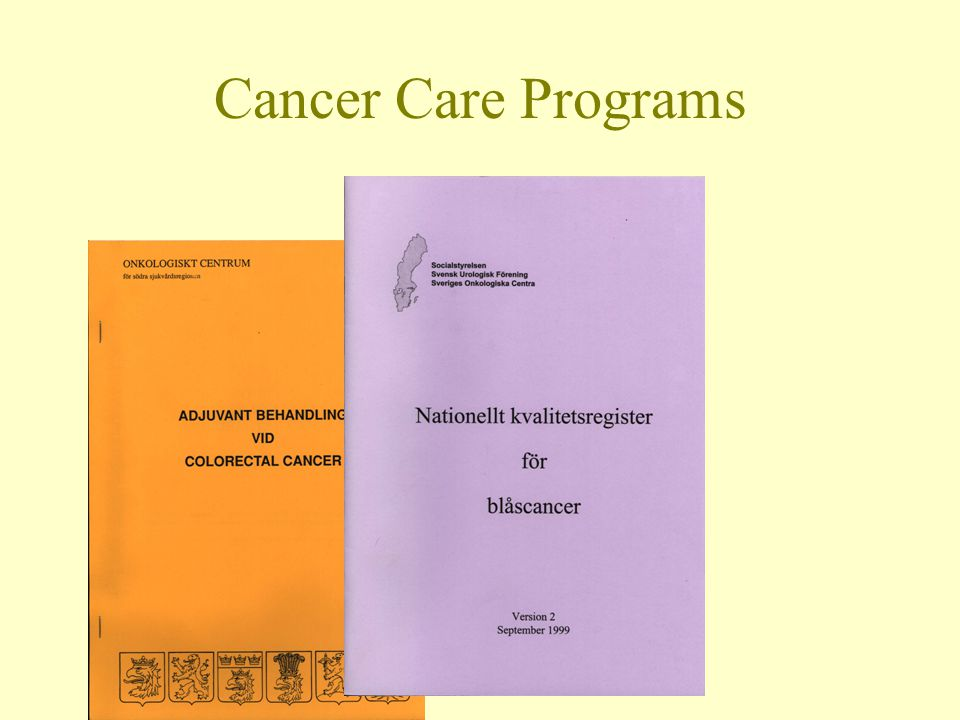 Cancer Care Programs