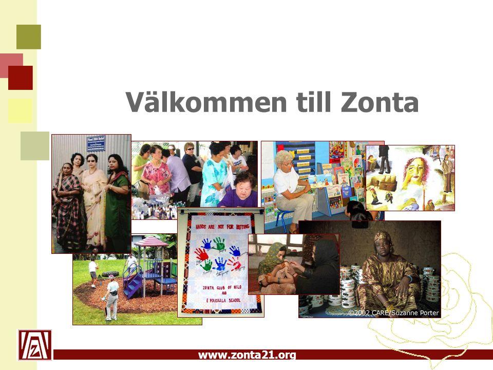 Välkommen till Zonta