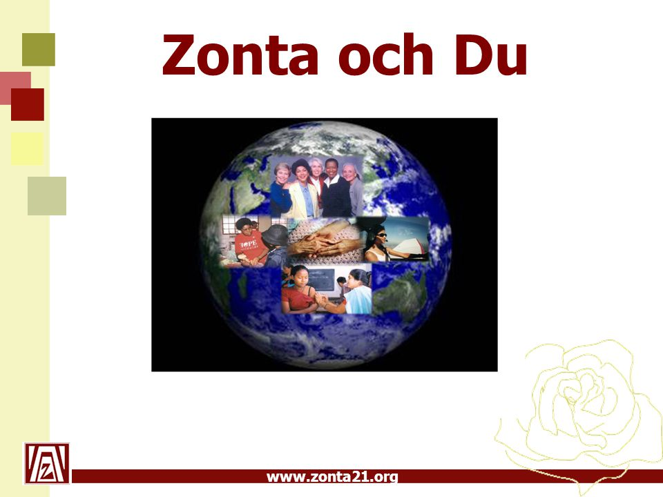 Zonta och Du