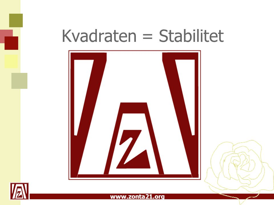 Kvadraten = Stabilitet