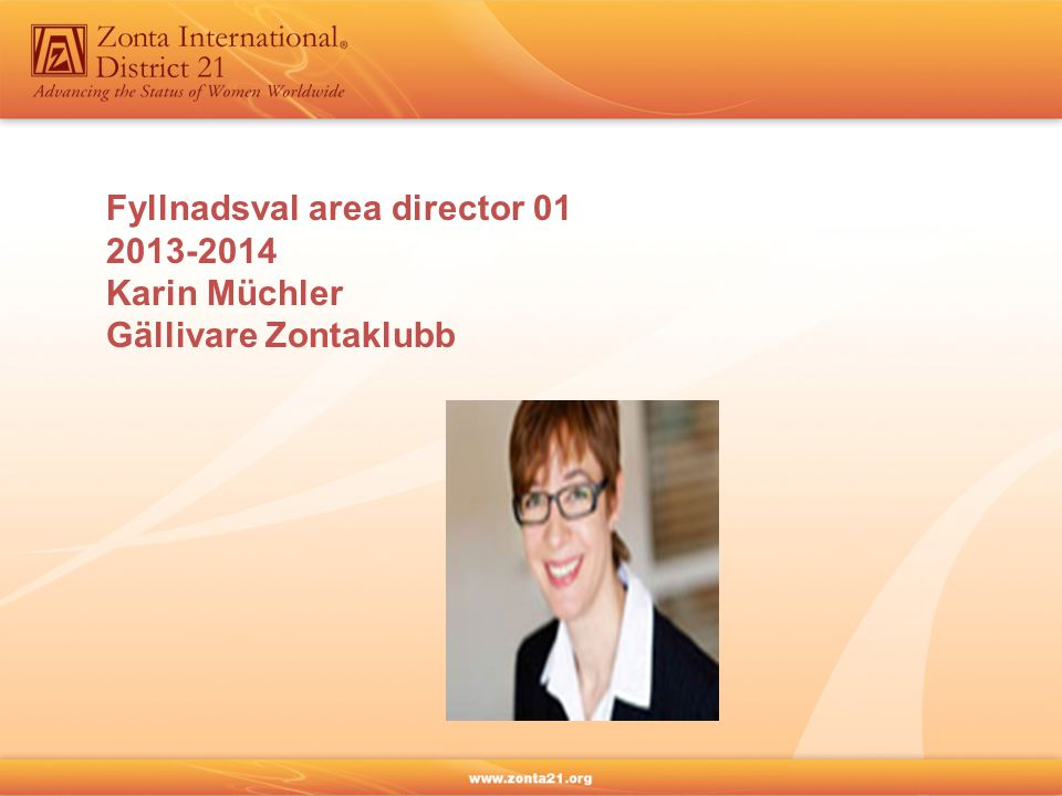 Fyllnadsval area director 01