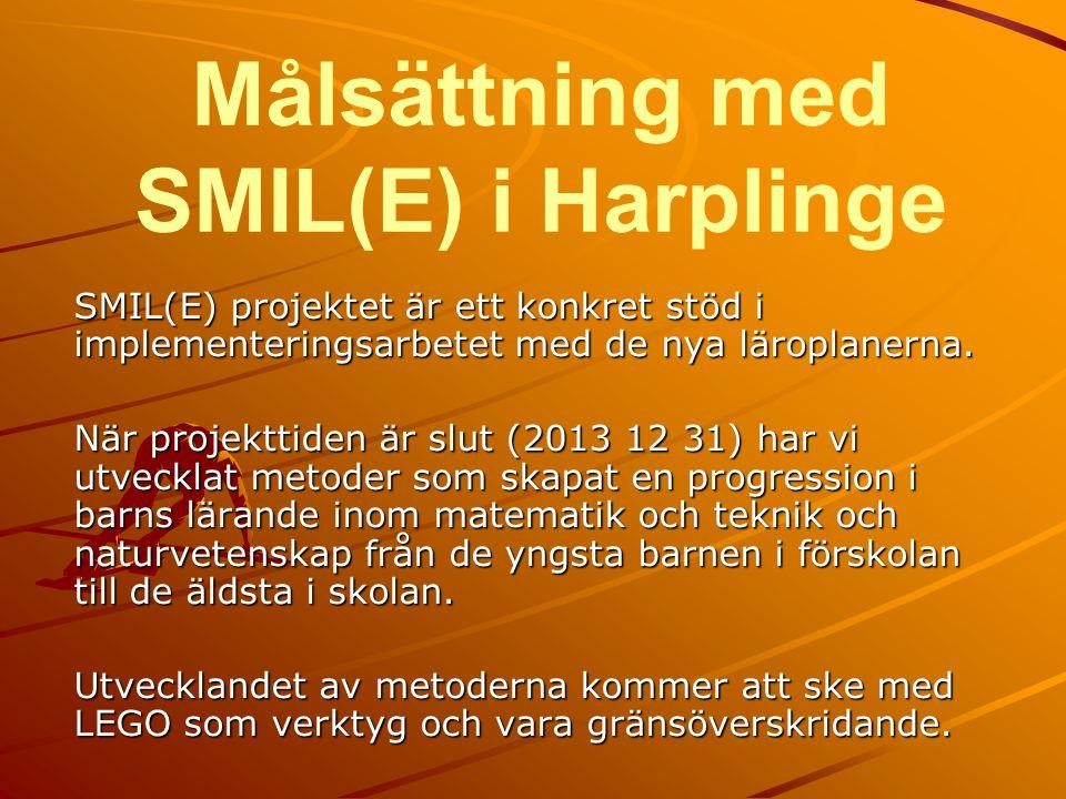 Målsättning med SMIL(E) i Harplinge