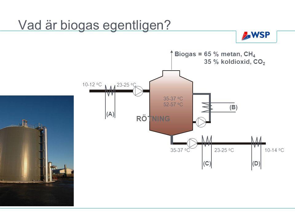Vad är biogas egentligen