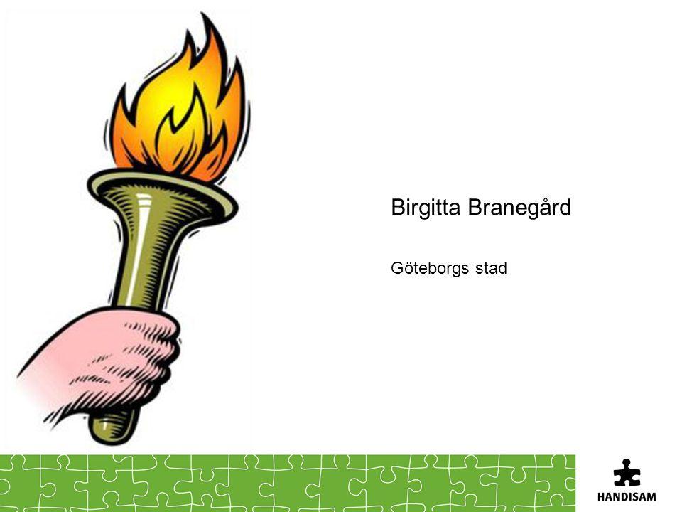 Birgitta Branegård Göteborgs stad