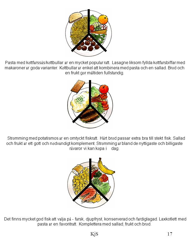 Pasta med köttfärssås/köttbullar är en mycket populär rätt