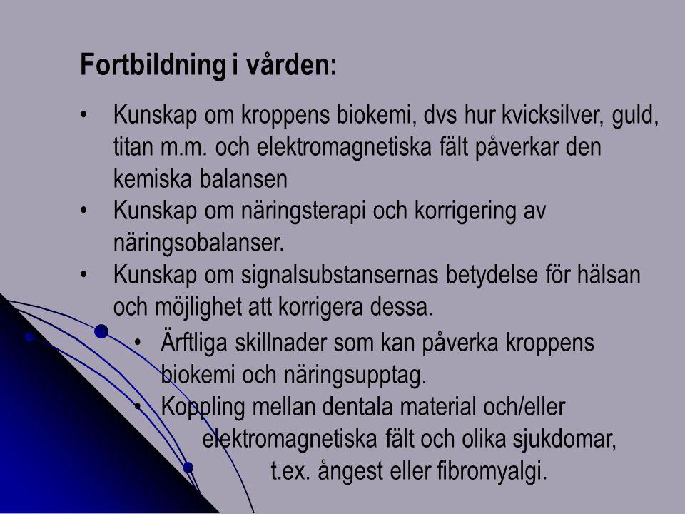 Fortbildning i vården: