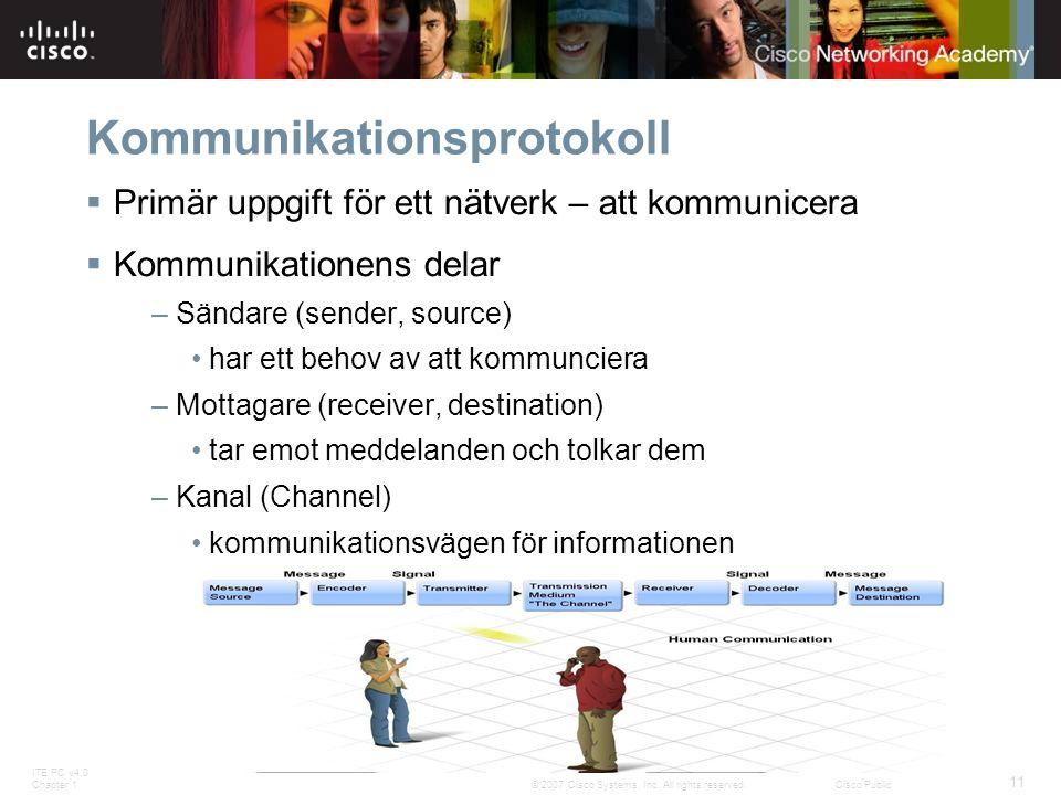 Kommunikationsprotokoll