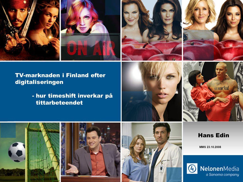 TV-marknaden i Finland efter digitaliseringen