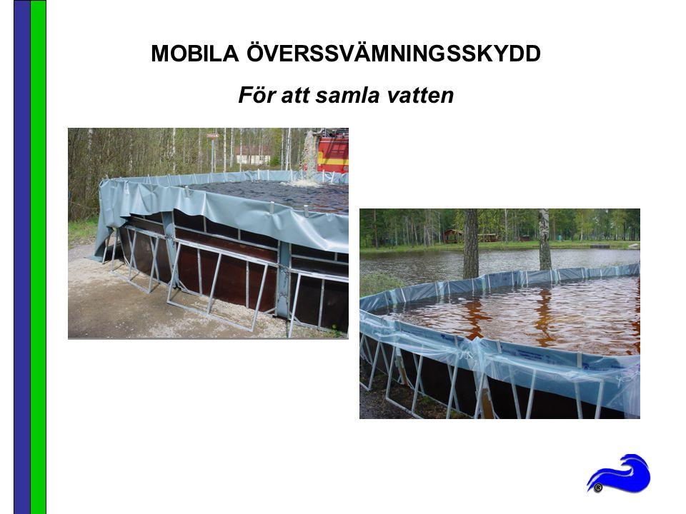 MOBILA ÖVERSSVÄMNINGSSKYDD
