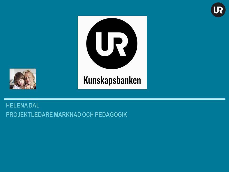 Helena Dal Projektledare Marknad och pedagogik