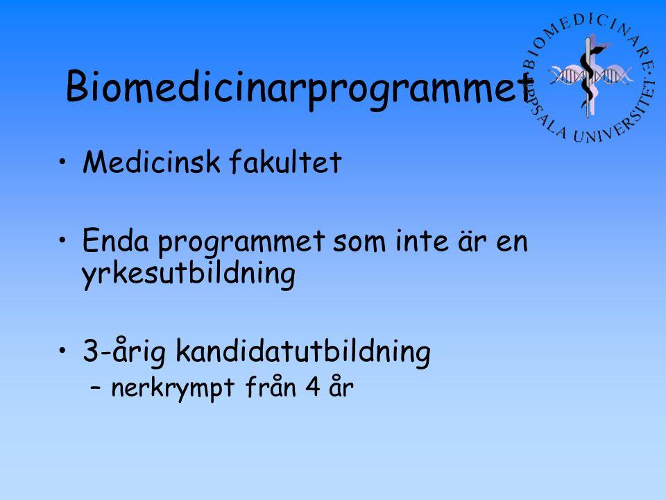 Biomedicinarprogrammet