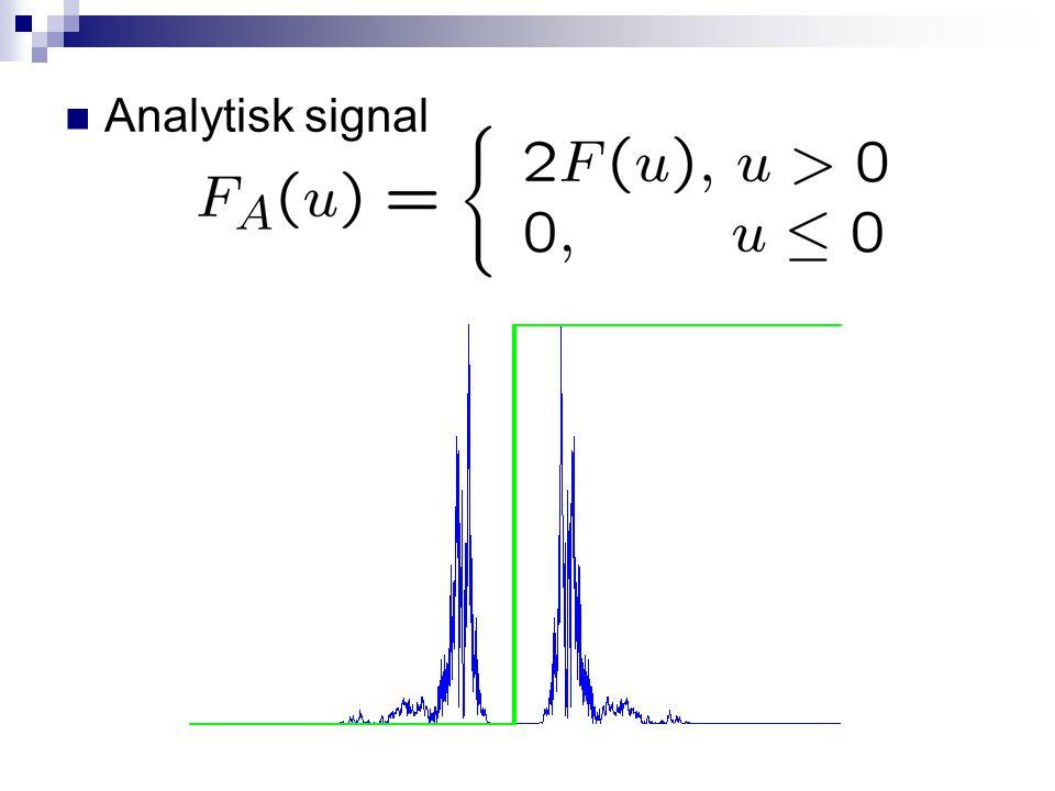 Analytisk signal