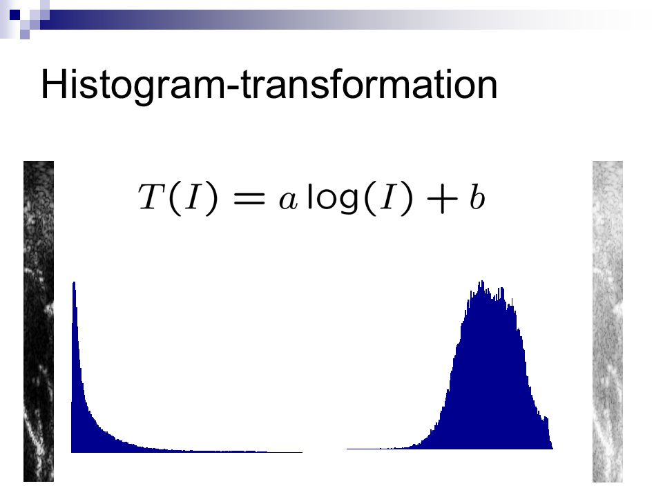 Histogram-transformation