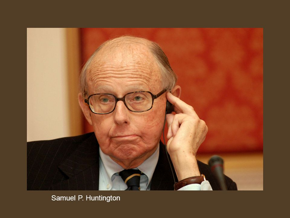 Samuel P. Huntington