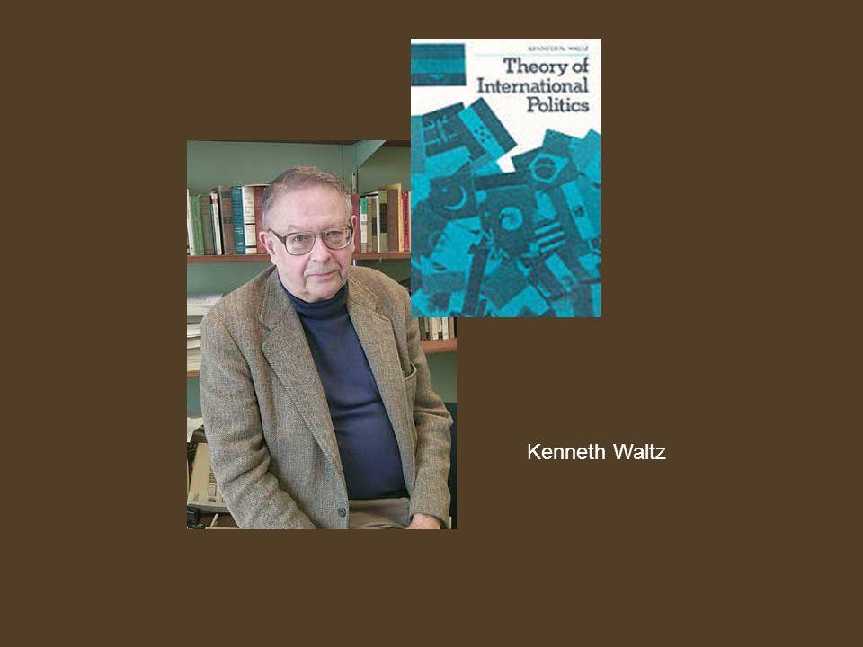 Kenneth Waltz