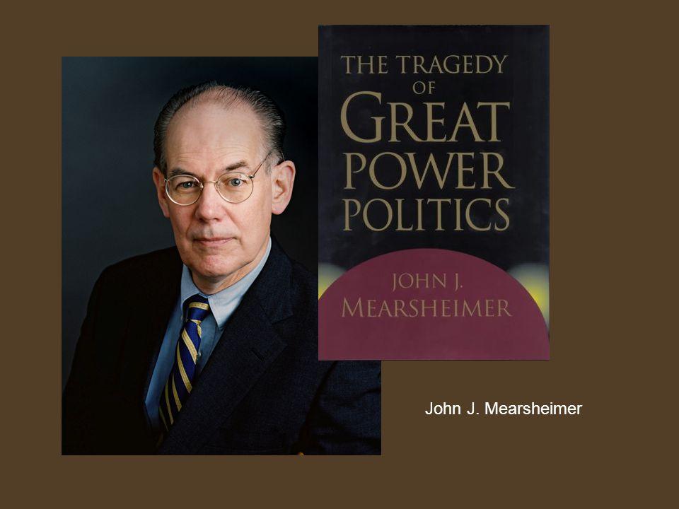 John J. Mearsheimer