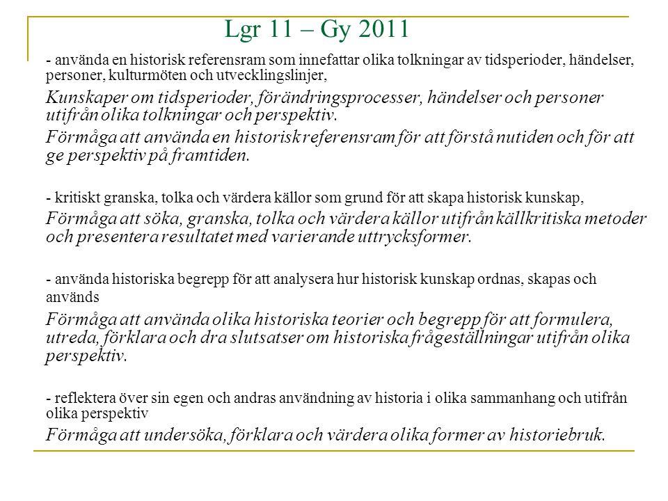 Lgr 11 – Gy 2011