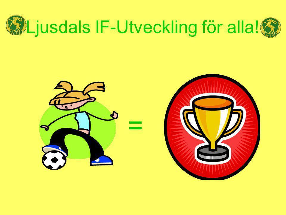 Ljusdals IF-Utveckling för alla!