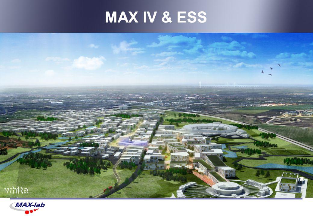 MAX IV & ESS