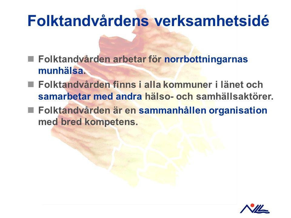 Folktandvårdens verksamhetsidé