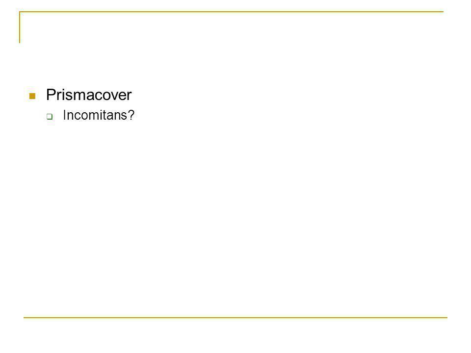 Prismacover Incomitans