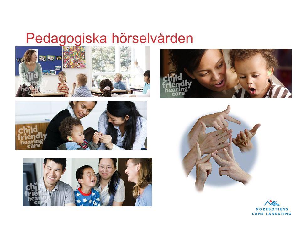 Pedagogiska hörselvården
