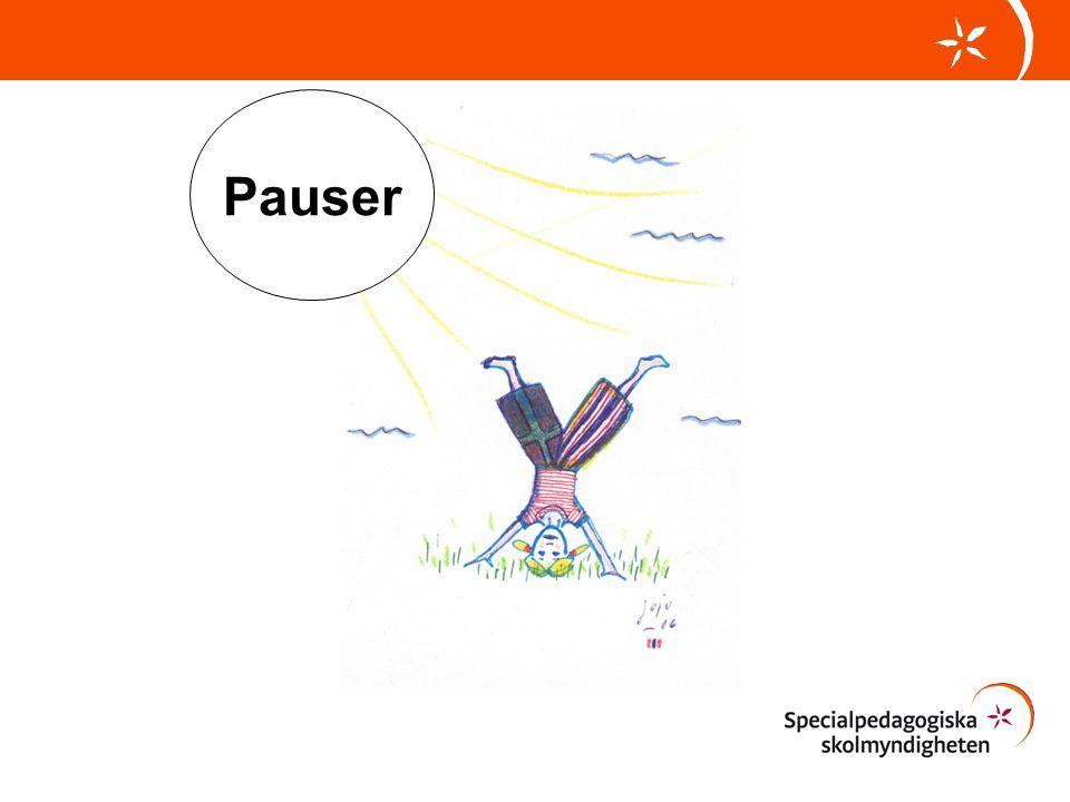 Pauser