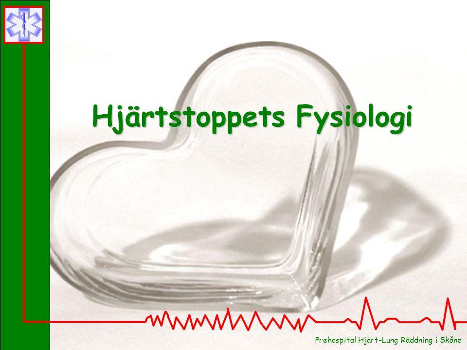 Hjärtstoppets Fysiologi