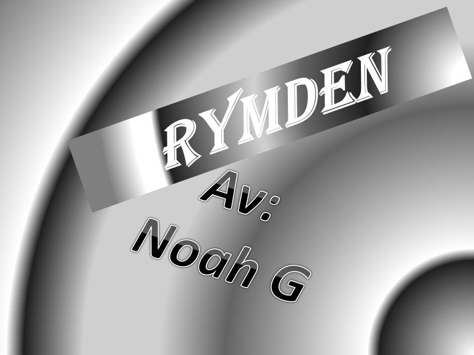 Rymden Av: Noah G