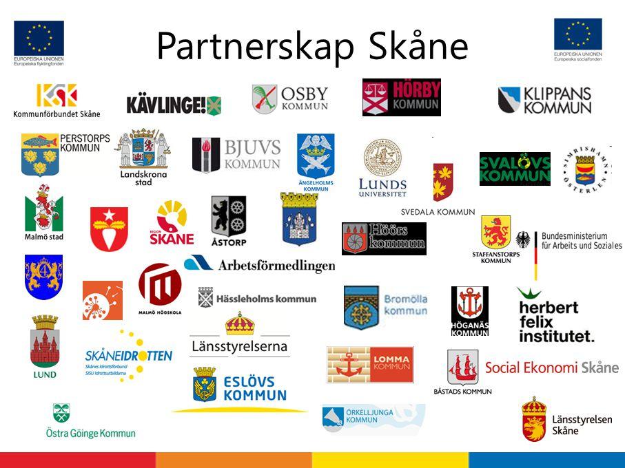 Partnerskap Skåne