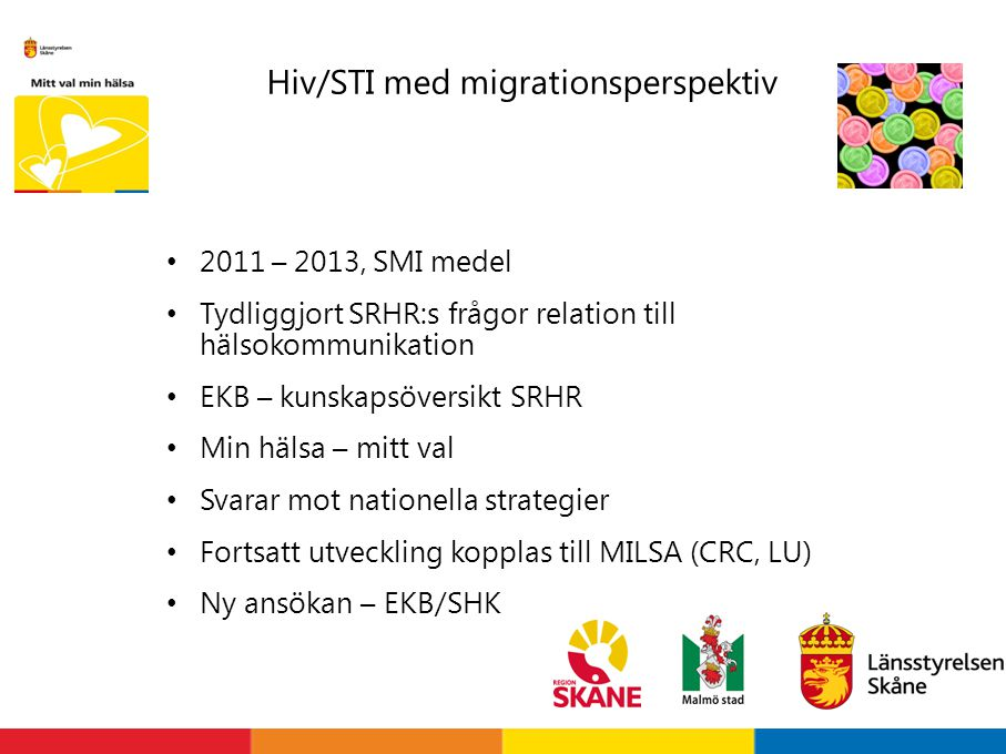 Hiv/STI med migrationsperspektiv