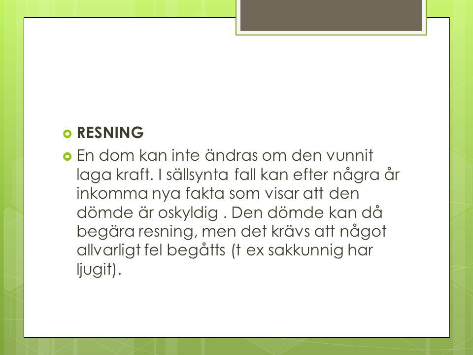 RESNING