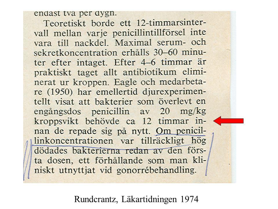Rundcrantz, Läkartidningen 1974