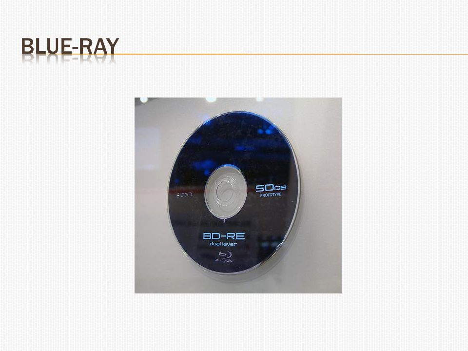 Blue-Ray