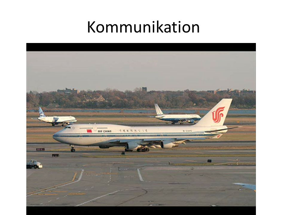 Kommunikation Visa film från youtube om Air China 981