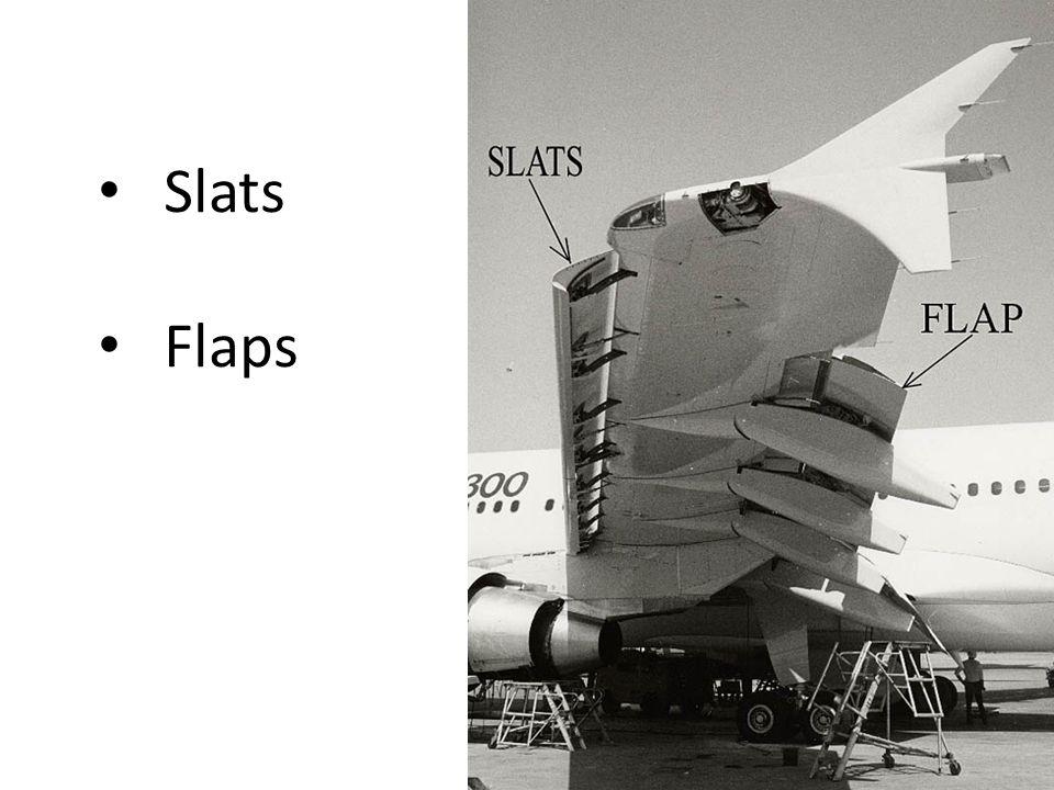 Slats Flaps