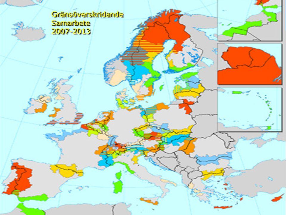 Gränsöverskridande Samarbete 2007-2013
