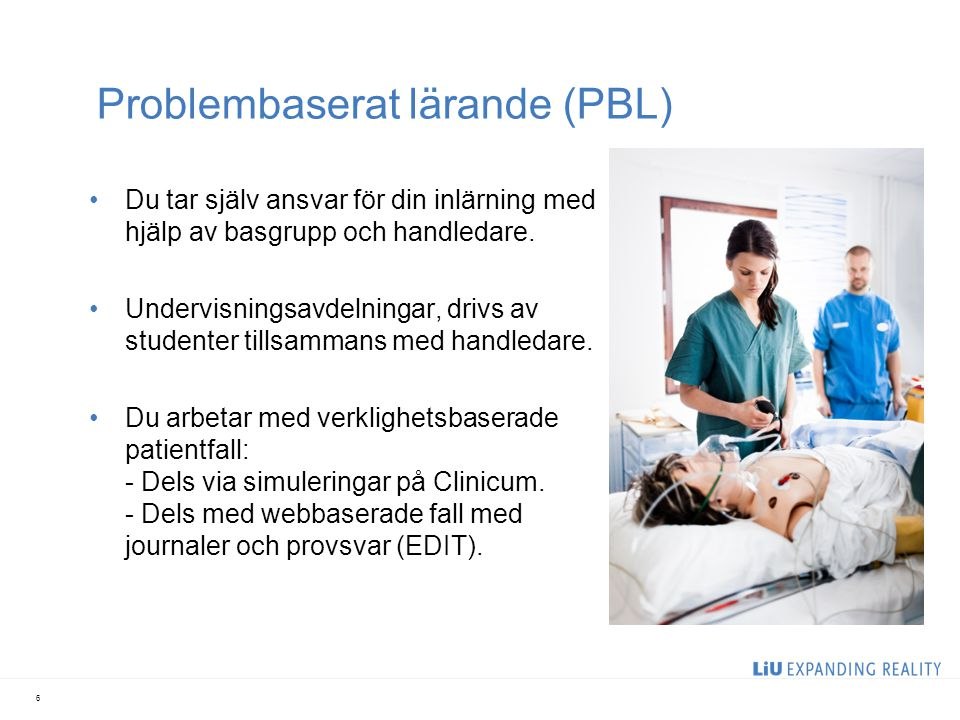 Problembaserat lärande (PBL)
