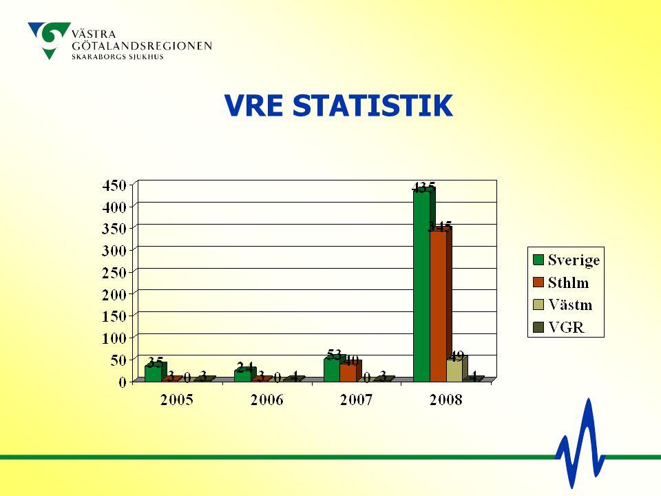 VRE STATISTIK