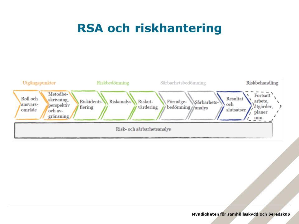 RSA och riskhantering