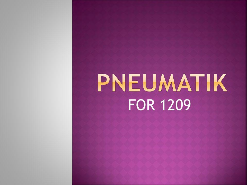 Pneumatik FOR 1209