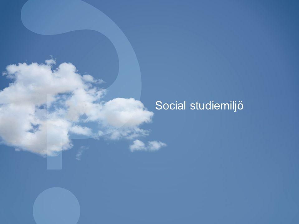 En av tre studenter är mycket/ganska aktiva – få aktiva på Utbildningsvetenskap