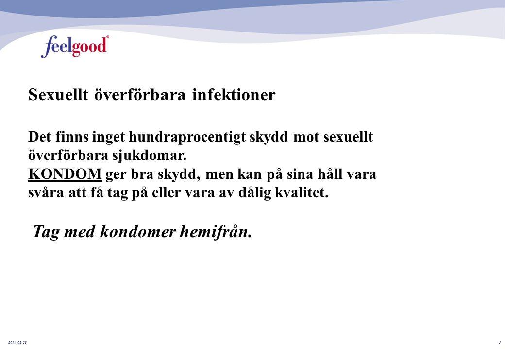 Sexuellt överförbara infektioner