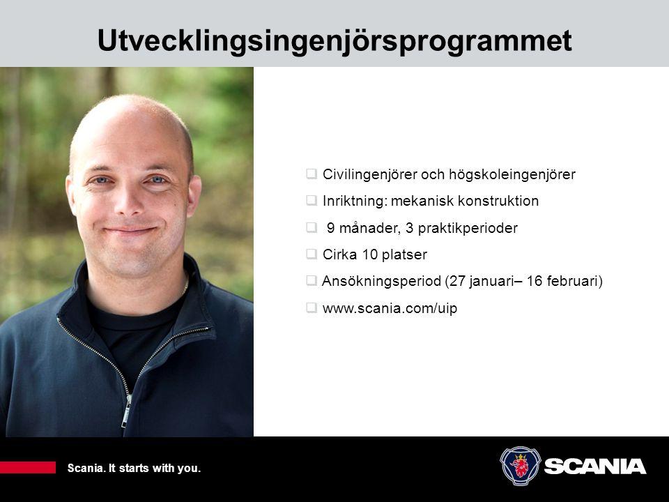Utvecklingsingenjörsprogrammet