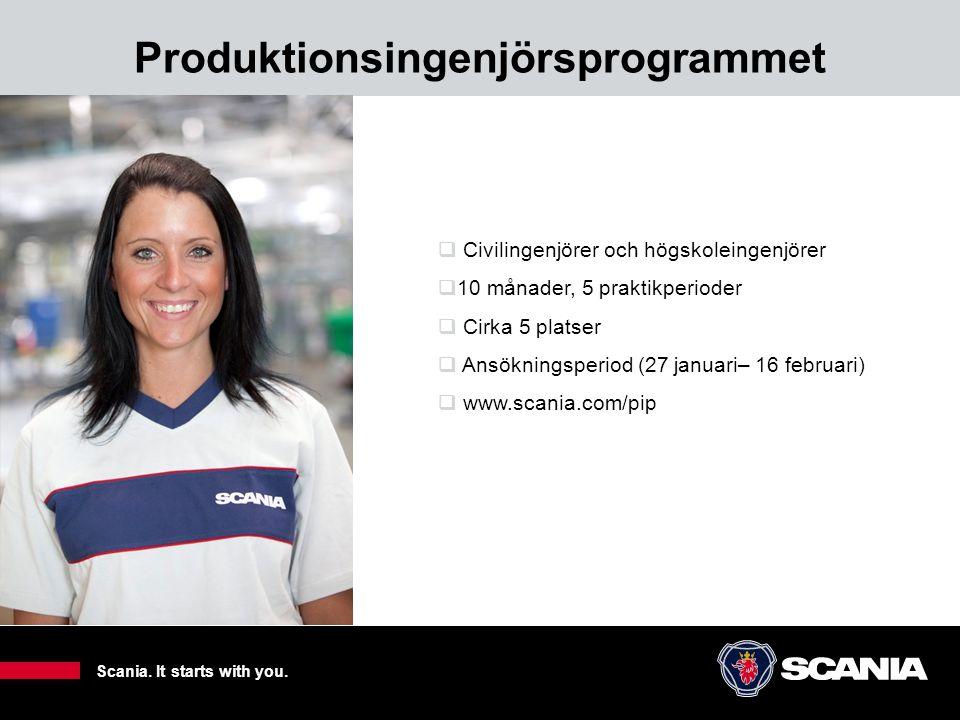 Produktionsingenjörsprogrammet