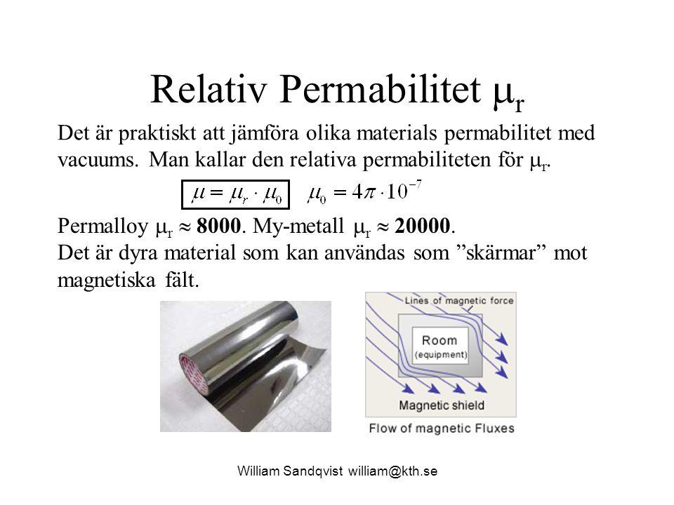 Relativ Permabilitet r