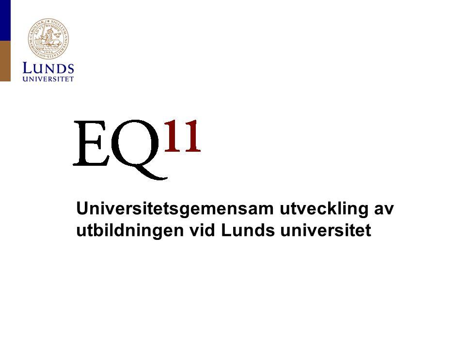 Universitetsgemensam utveckling av