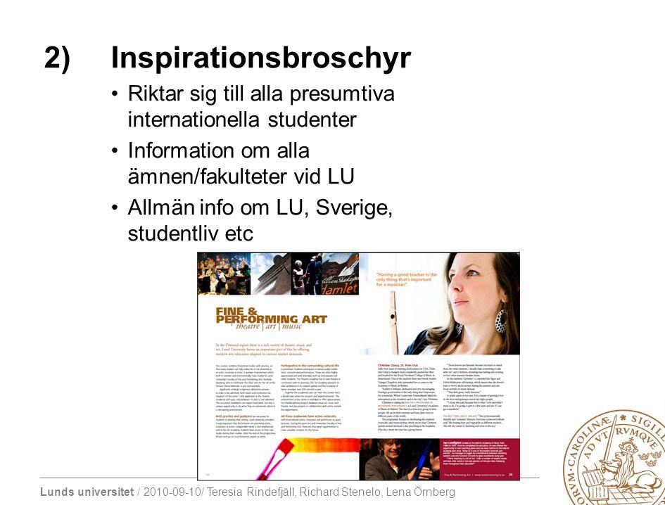 2) Inspirationsbroschyr