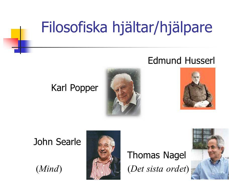 Filosofiska hjältar/hjälpare
