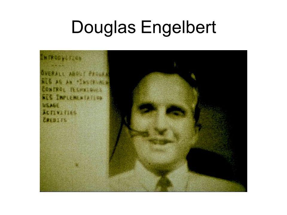Douglas Engelbert